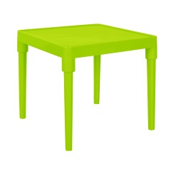 Стол детский Алфавит 51х51х47 см салатовый Алеана 100025