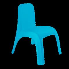 Стул детский 40,5х42х53 см голубой Алеана 101062