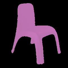 Стул детский 40,5х42х53 см фиолетовый Алеана 101062