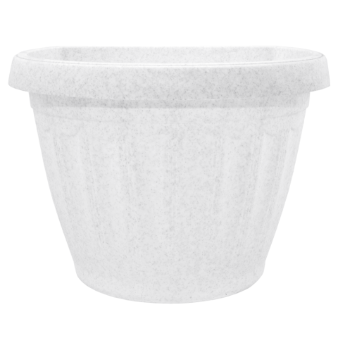 Вазон Терра настенный 1 л мрамор Алеана (113068)