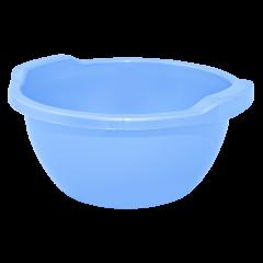 Таз круглый 3 л светло-голубой Алеана 121051