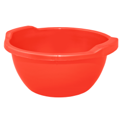 Таз круглый 3 л красный Алеана 121051