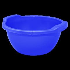 Таз круглый 3 л синий Алеана 121051
