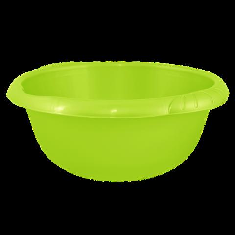 Таз Евро 9 л круглый салатовый Алеана 121058
