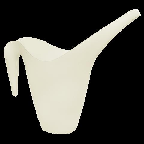 Лейка для полива 1,5 л белая Алеана 122078
