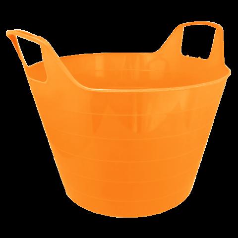 Корзина универсальная Уно 29 л салатовая Алеана (122090)