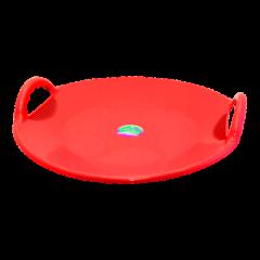 Санки Космо 59х57х12 см красные Алеана 122094