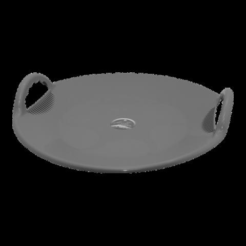 Санки Космо 59х57х12 см серые Алеана 122094