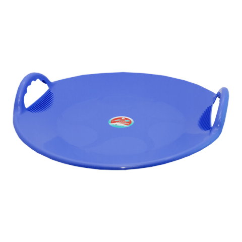 Санки Космо 59х57х12 см синие Алеана 122094