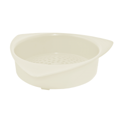 Сетка сливная для банки 14х13,5х3,5 см белая Алеана 167003