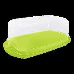 Масленка 17,1х9х6,6 см салатовая Алеана 167009