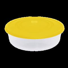 Контейнер для пищевых продуктов 0,55 л крышка Алеана 167033