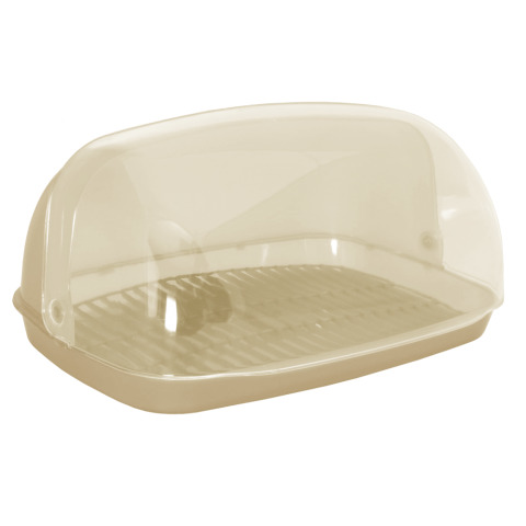 Хлебница овальная миди 36х27х18 см Алеана 167081