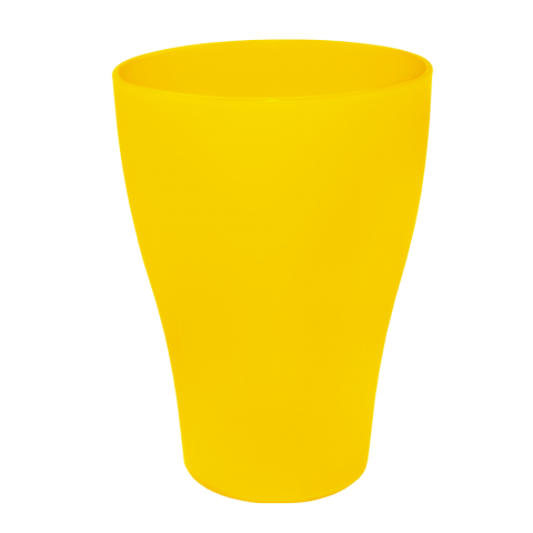 Набор рюмок 0,075 л 6 шт жёлтый матовый Алеана 167001