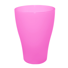 Набор рюмок 0,075 л 6 шт розовый Алеана 167001