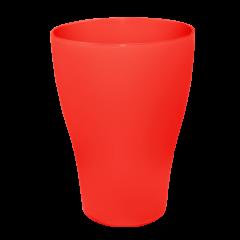Набор рюмок 0,075 л 6 шт красный Алеана 167001