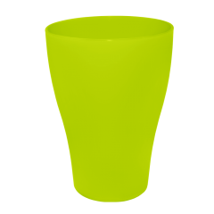 Набор бокалов 0,5 л 10 шт зелёный матовый Алеана 167202
