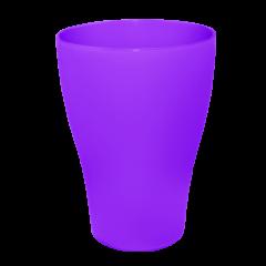 Набор бокалов 0,5 л 10 шт фиолетовый Алеана 167202