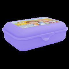 Бутербродница 19х13,5х6,5 см фиолетовая Алеана 167400