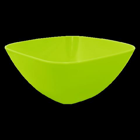 Салатница 0,3 л салатовая Алеана 168001
