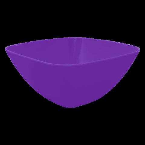 Салатница 1 л фиолетовая Алеана 168002