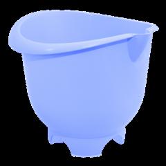 Емкость для миксера 1 л голубая Алеана 168021
