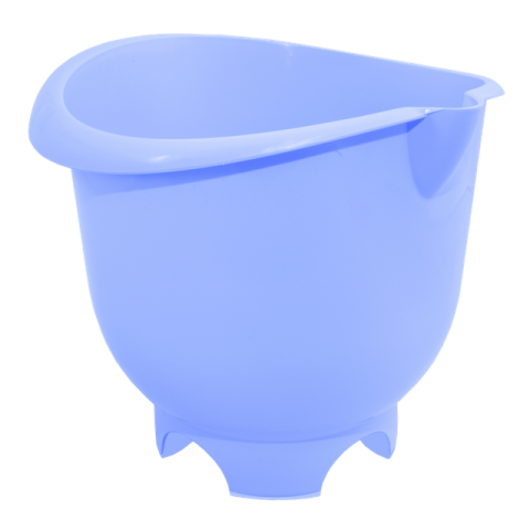 Емкость для миксера 2 л голубая Алеана 168022