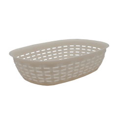 Корзинка Ротанг 29,5х22х7,5 см белая Алеана 168081