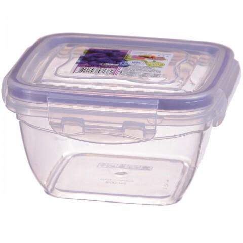 Контейнер FreshBox 0.5 квадратный, Ал-Пластик, Арт.: 23