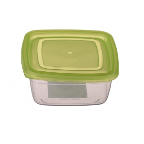Контейнер ECONOM BOX квадратный 0,5 л Ал-Пластик