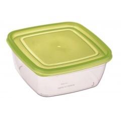 Контейнер ECONOM BOX квадратный 0,9 л Ал-Пластик