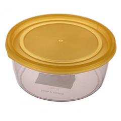 Контейнер ECONOM BOX круглый 0,7 л Ал-Пластик