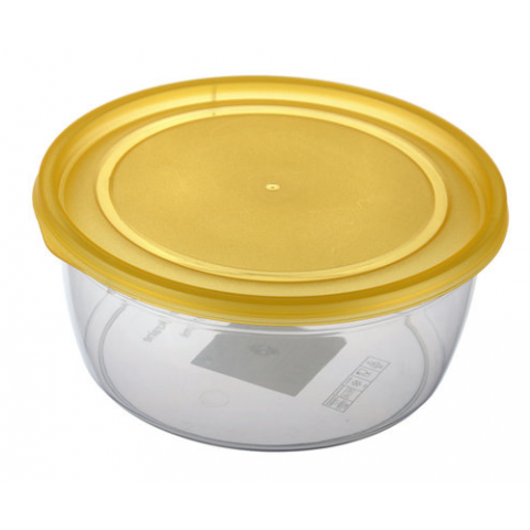 Контейнер ECONOM BOX круглый 1,75 л Ал-Пластик