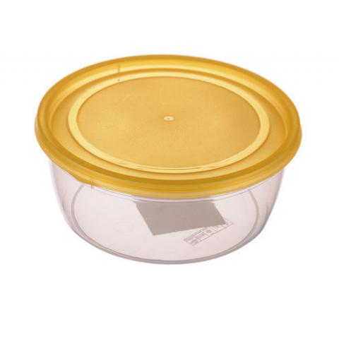 Контейнер ECONOM BOX круглый 1,1 л Ал-Пластик