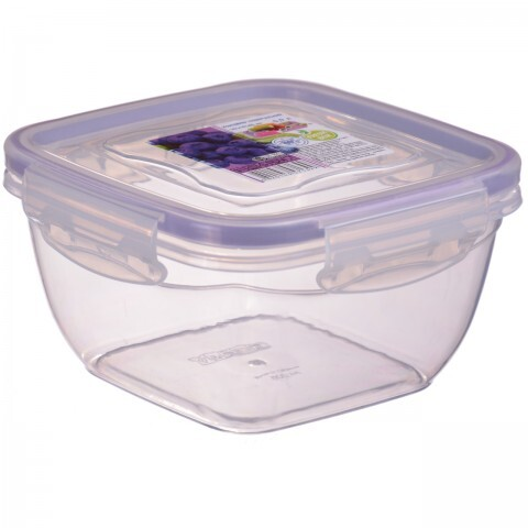 Контейнер FreshBox 0.9 квадратный, Ал-Пластик, Арт.: 24
