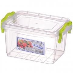 Контейнер пищевой Lux №2 (0.8 л), Ал-Пластик, Арт.: 35
