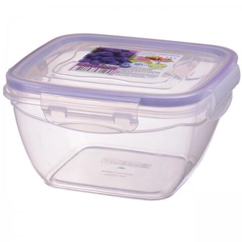 Контейнер FreshBox 1.5 квадратный, Ал-Пластик, Арт.: 25