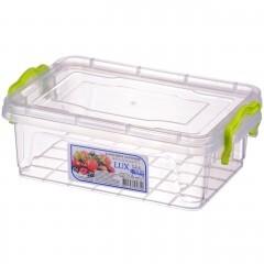 Контейнер пищевой Lux №3 (1.2 л), Ал-Пластик, Арт.: 36