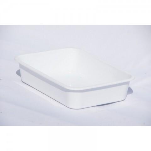 Лоток №1 (2,6 л) белый, Ал-Пластик, Арт.: 80
