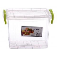 Контейнер высокий Premium №1 (1,1 л), Ал-Пластик, Арт.: 6