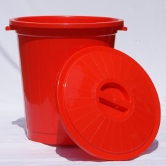 Бак 70 л Красный, Ал-Пластик, Арт.: 65