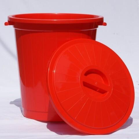 Бак 70 л красный Ал-Пластик 65