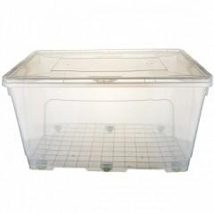 Контейнер BigBox №3 (80 л), Ал-Пластик, Арт.: 33