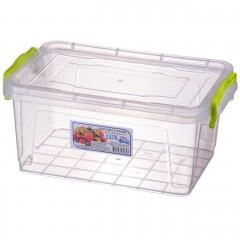 Контейнер пищевой Lux №5 (2.8 л), Ал-Пластик, Арт.: 38
