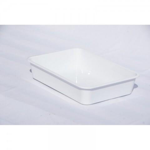 Лоток №2 (3,8 л) белый, Ал-Пластик, Арт.: 82