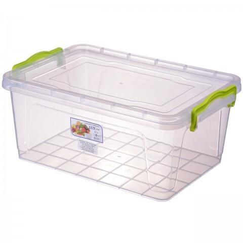 Контейнер пищевой Lux №7 (9.5 л), Ал-Пластик, Арт.: 40