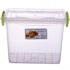 Контейнер высокий Premium №4 (2.5 л), Ал-Пластик, Арт.: 9