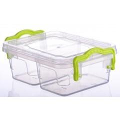 Контейнер пищевой TWIN №1 (0,5 л) Ал-Пластик 21