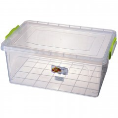 Контейнер пищевой Lux №8 (17 л), Ал-Пластик, Арт.: 41