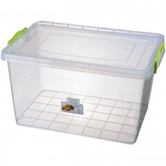 Контейнер пищевой Lux №9 (23 л), Ал-Пластик, Арт.: 42